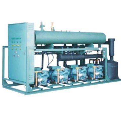 工业制冷-单级压缩冷凝机组