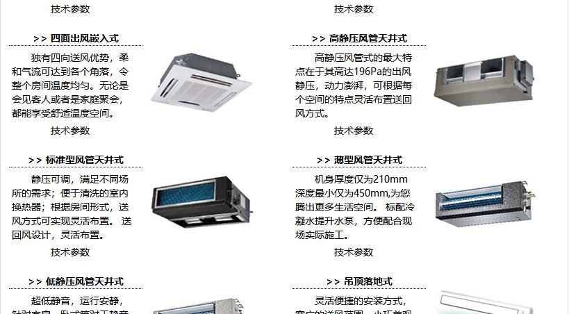 无锡美的商用中央空调-美的MDVX系列直流变频商用空调介绍_07