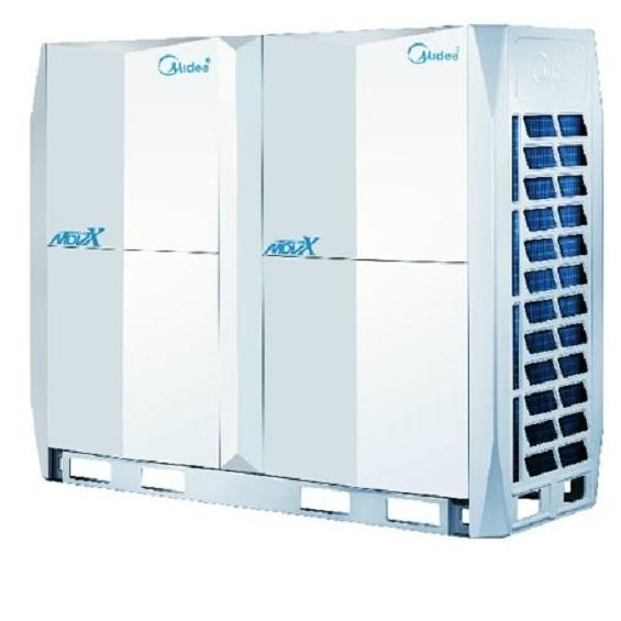 无锡美的中央空调风冷热泵模块机组(H型)