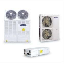 格力户式地暖热水空调机组