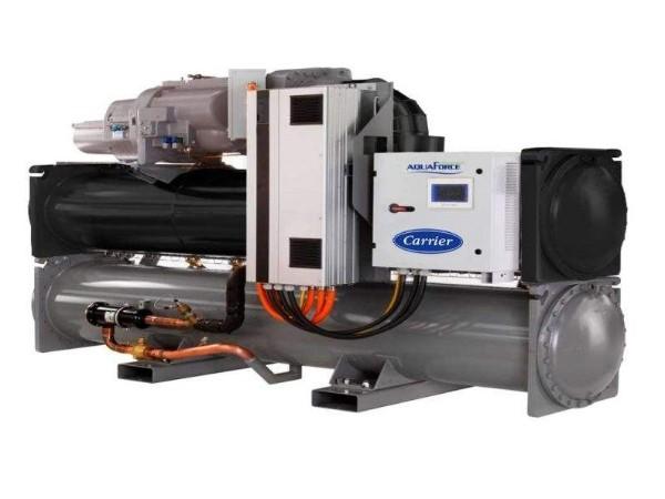 工业冷水机出现效率低下问题时的基本检修法