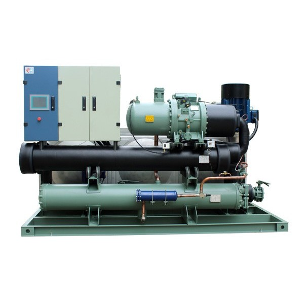 厂房工业专用螺杆式水冷工业机组