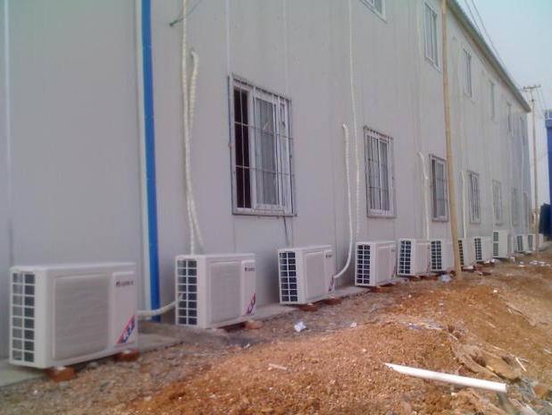 无锡厂房中央空调设计安装要点和顺序