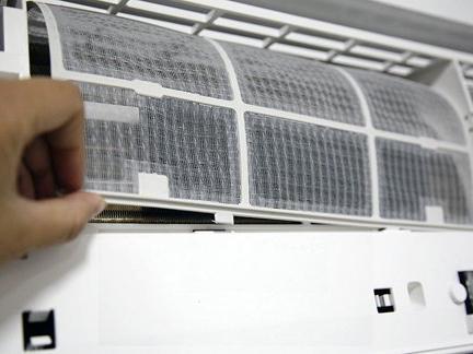 如何清洗空调过滤网