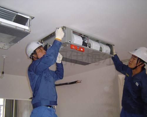 无锡中央空调安装