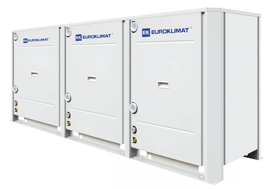 EKRV-W系列多联式水源热泵机组