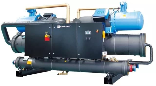 EKSC系列螺杆式冷水机组
