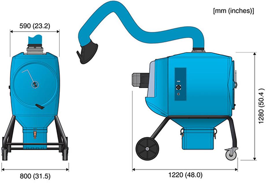科能焊烟净化器