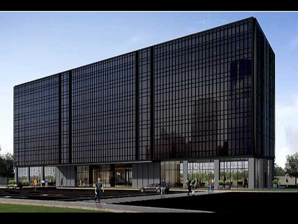 开利中国将为上海舜元建设总部大楼提供VWVⅡ变频水多联中央空调系统(项目图片为示意图)