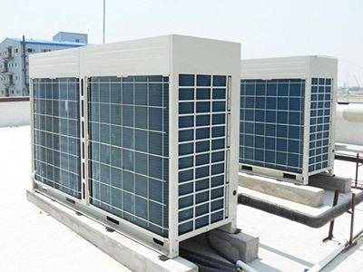 科能医院中央空调解决方案
