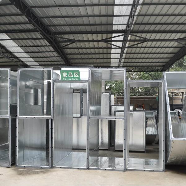 厂房洁净空调安装 工厂中央空调系统安装 净化厂房装修公司