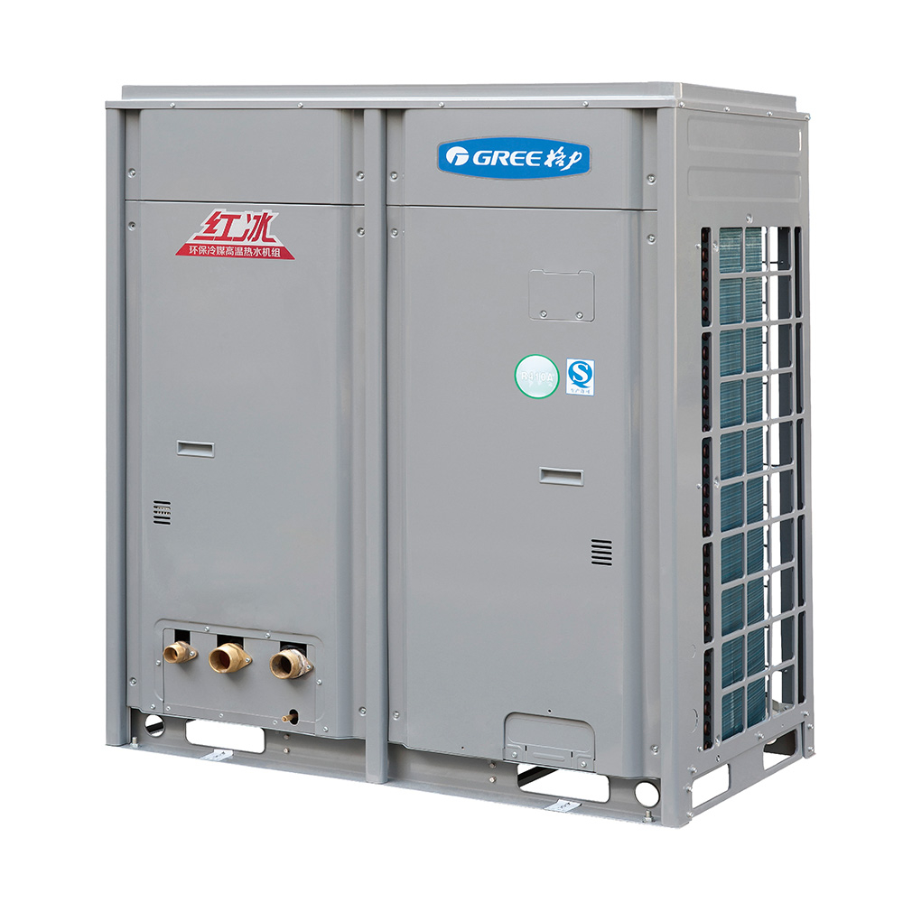 格力中央热水器-红冰直热循环型机组