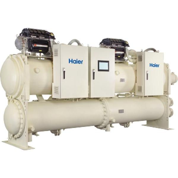 海尔中央空调水冷磁悬浮离心机组