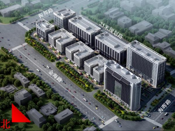 EKRV-E系列全直流变频多联机落地南宁荣华科技园呼叫中心