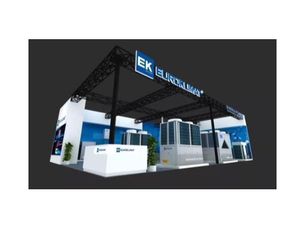 EK空调将携旗下多款空气源热泵产品及相关项目案例亮相2019年中国热泵展