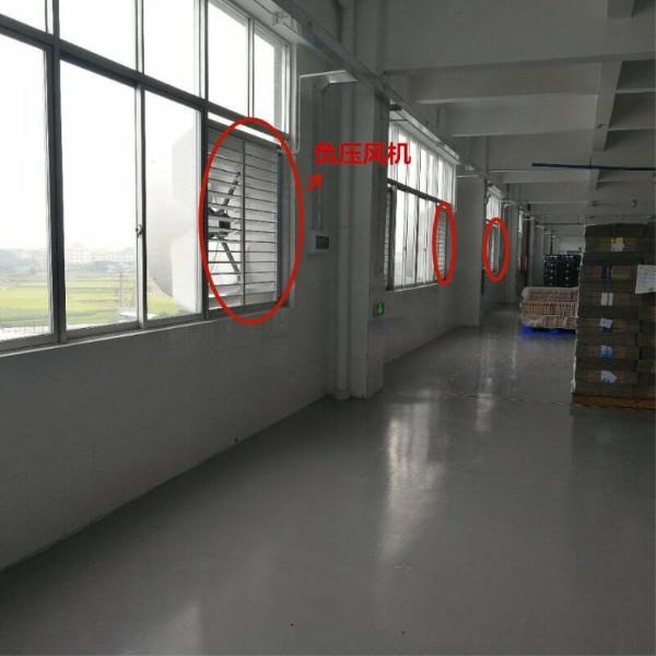 无锡苏州专业厂房车间中央空调降温通风四种有效的解决方案