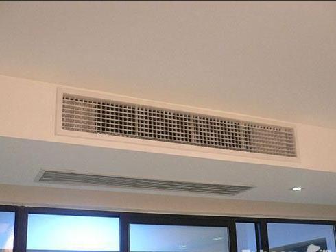中央空调出风口尺寸