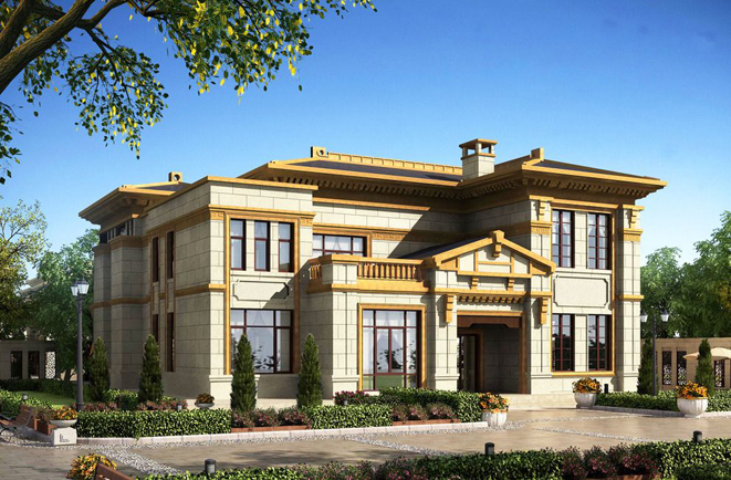 家用别墅中央空调解决方案