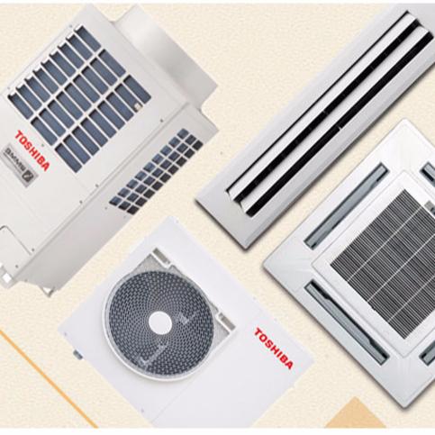 东芝中央空调三大产品系列详解