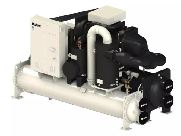 麦克维尔发布全新PFSV双高变频单螺杆式冷水机组