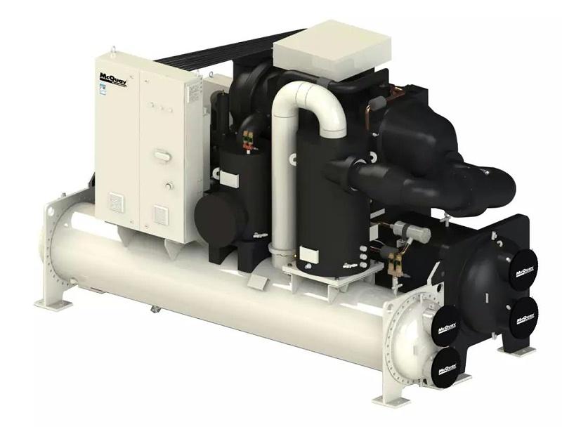 麦克维尔PFSV双高变频单螺杆式冷水机组