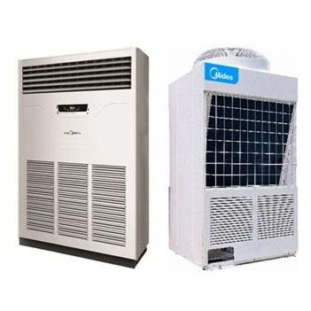 无锡美的商用中央空调 10匹风冷柜机