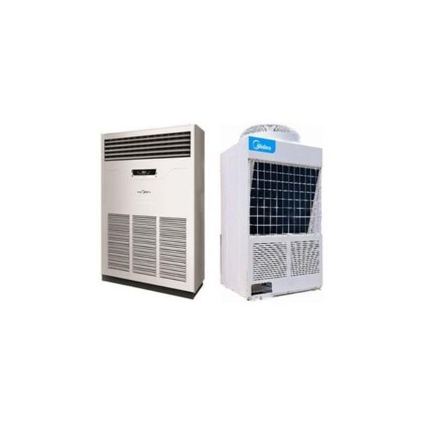 美的商用中央空调 10匹风冷柜机
