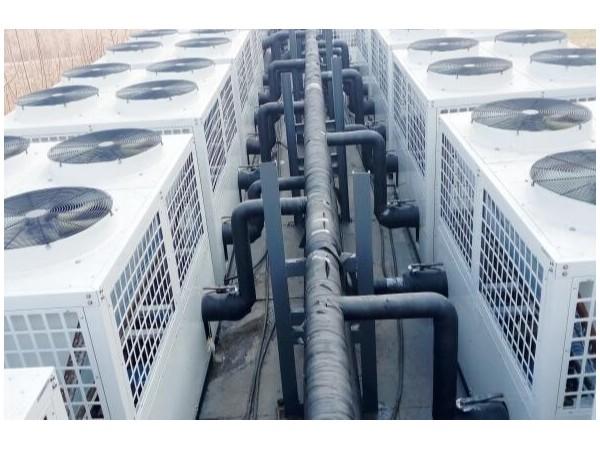 无锡空气能热泵成小区采暖新潮流