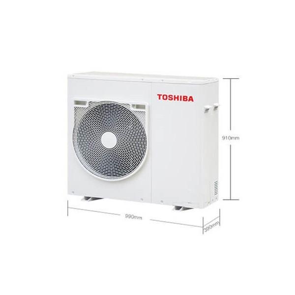 东芝中央空调的安装方法