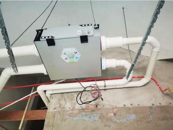 新风系统如果安装不当,会给消费者带来异常烦恼