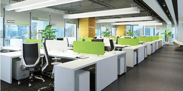 科能办公室中央空调安装,值得信赖