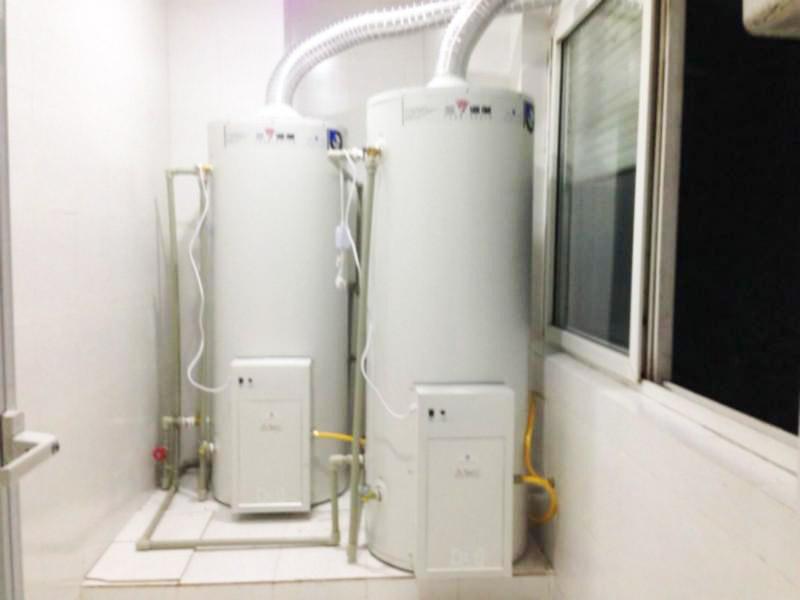 无锡科能浅谈家用中央热水器的优点