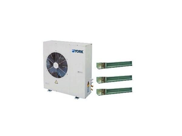 约克空调无锡中央空调和传统空调对比详解!