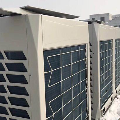 苏州中央空调案例—办公楼中央空调