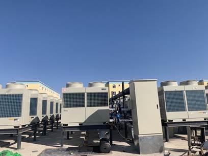 麦克维尔中央空调倾心助力北京行政副中心节能减排