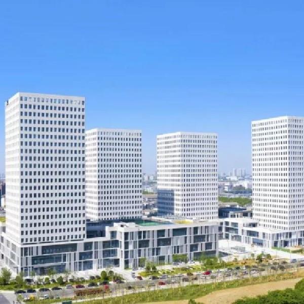 无锡EK中央空调联手江苏联创钟楼国际软件园